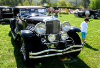 Duesenberg and Boy ~ Marin Concours ~ Rosario Sapienza Pro Automibile Photographer San Francisco